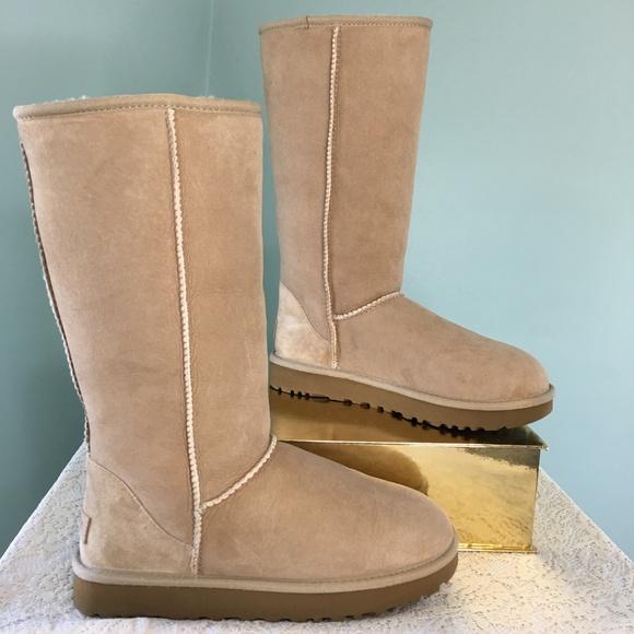 5c9e36e26bf UGG Shoes | Classic Womens Tall Boots Nwt | Poshmark